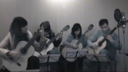 (吉他培训)(吉他教学)《卡门》间奏曲