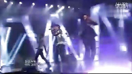 10126 MBC德胜女子大学歌谣祝祭 2PM-幻想中的你  必须有你的地方【高清 现场版】