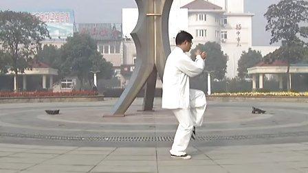 武式太极拳 96式  钱吕明