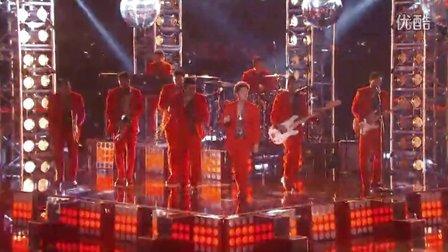 Bruno Mars -Treasure (The Voice Highlight)现场版