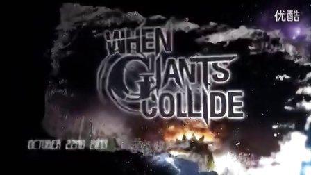 【M】【2013】英国前卫DJENT 团When Giants Collide - 新单歌词