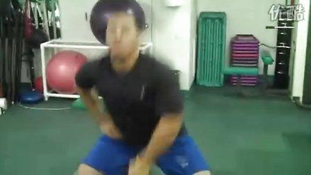 1米65壮哥布兰登·托德教你练弹跳(五)