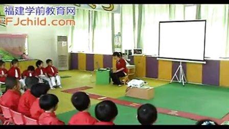 三明市三元区东霞幼儿园大班数学活动《一分钟有多长》