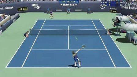 te2011 vs AI Andy Murray set1