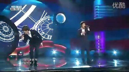 101211 MBC 音乐中心 December - 眼泪闪闪