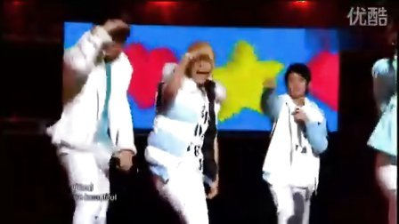 101218  MBC音乐中心 BEAST-Beautiful【HD LIVE现场版】
