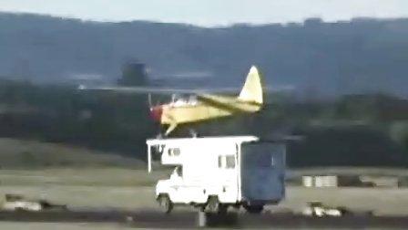 超眩,飞机车顶高难度着陆