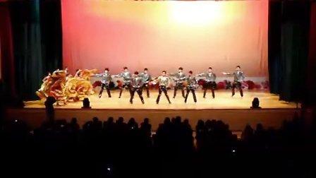 """大理市舞动艺术培训中心编排的节目(大理州民族中学第五届民族文化节演出节目:""""西班牙之火"""")"""