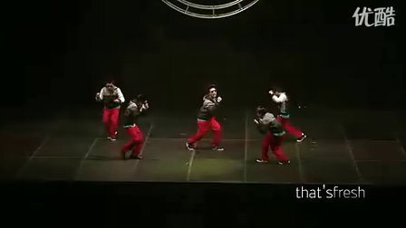 全美街舞大赛第五季冠军POREOTICS FUSION X机械舞_标清
