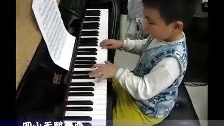 钢琴独奏《四小天鹅舞曲》   【高清版】