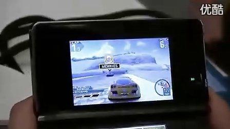 3DS《山脊赛车》新试玩视频