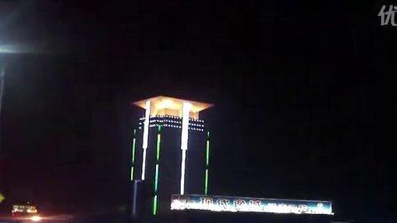 济南夜景 东高架桥