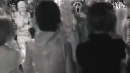 微线体2010化装舞会宣传2