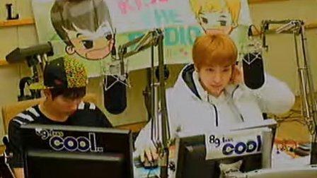 【OC】110202.Kiss The Radio.DJ 利特,银赫 [韩语中字]