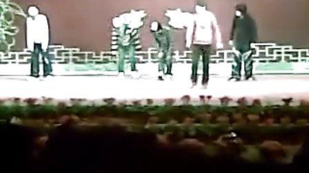 烟台G·A曳步舞团年会演出