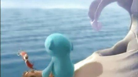 韩国3D动画片——小海豹波波第1集
