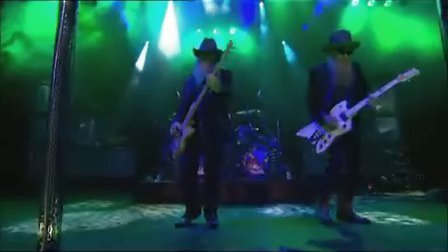 ZZ Top - Sharp Dressed Man (From Live In Texas)