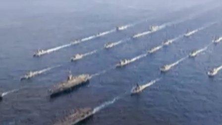 俄媒称中俄海军明年将在日本海军演