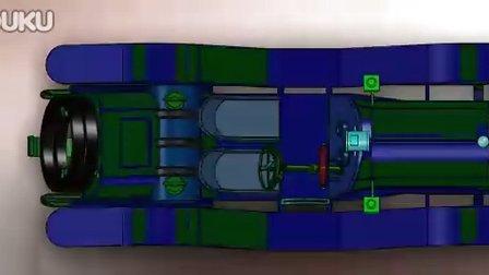SolidWorks基础教程应用作品-老爷车