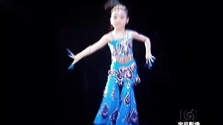 温州军艺艺术培训学校-少儿-舞蹈-高瑜遥《彩云之南》