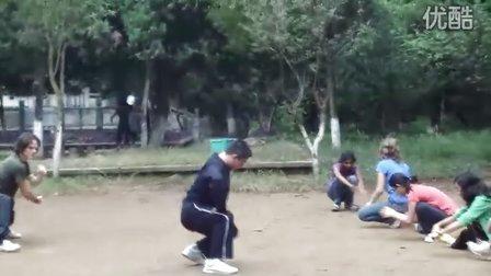 Henry's Basic and Qigong teaching in Yangshuo 3