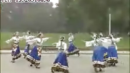 北京舞蹈队-藏族舞蹈-吉祥谣