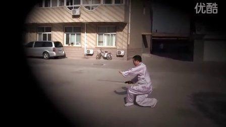 学习太极剑