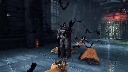 【舍长制造】蝙蝠侠:阿卡姆起源 中文试玩
