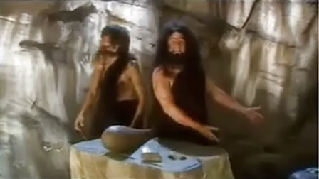 Horrible Histories - Caveman Art Show