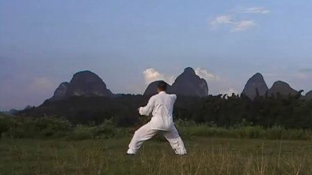 Henry's chen tai chi 74 Form in Yangshuo