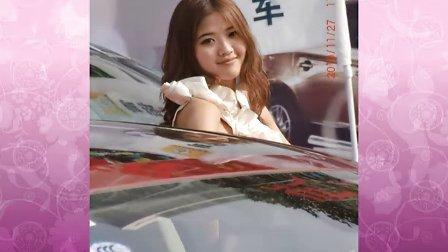 车模秀——2010《长江商报》汽车嘉年华靓丽车模!