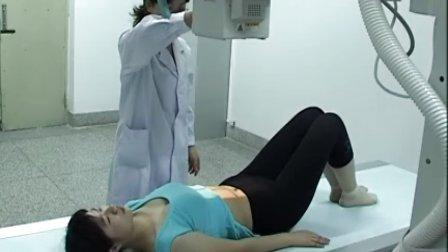脊柱、骨盆X线检查