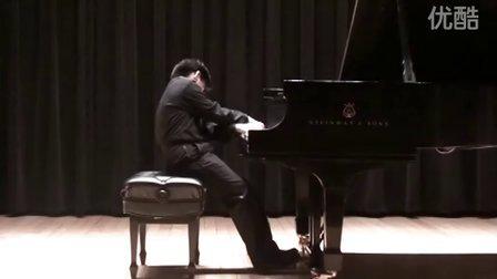 黎卓宇弹奏格什温的前奏曲