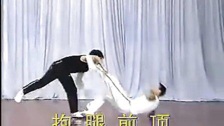 【侯韧杰   KungFu   教学篇】之常用散打摔法大全