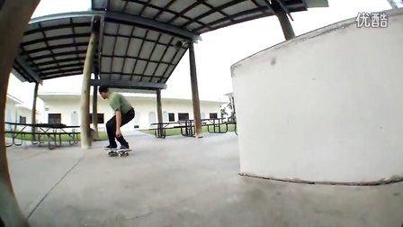"""Thrasher Skateboarding - """"Jordan's Day Hoff"""" Full Part"""