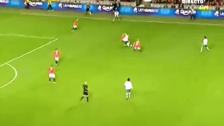 2012欧洲杯预选赛 挪威VS葡萄牙 下半场