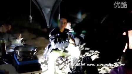 2010年6月浑善达克沙地越野露营【暮色】-2