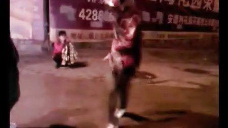 烟台G·A曳步舞团2010初雪激情献舞