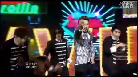 【OC】110129.MBC音乐中心 BigBang-胜利_VVIP 现场版