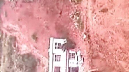 实拍陕西省紫阳县7.18大暴雨泥石流滑坡