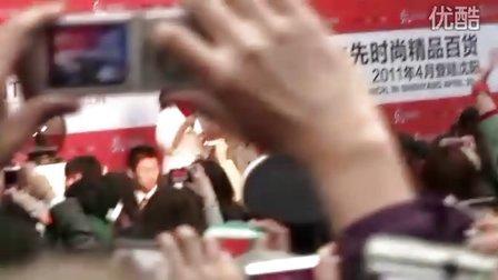 Nichkhun Pancake 彭于晏沈阳中街大悦城实录1 出场