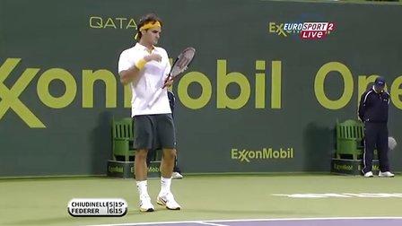 ATP.2011.Doha.R2.Chiudinelli.vs.Federer