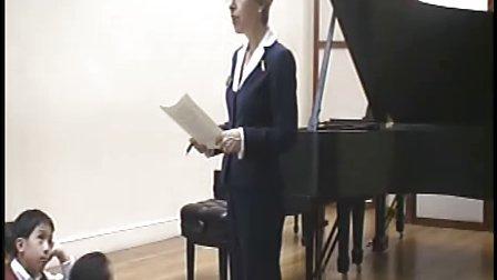 黎卓宇十岁首次举办的个人音乐会