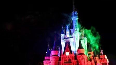 Disney World Fire Work 3