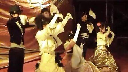 旧口高中2011元旦晚会之《凡尔赛玫瑰》