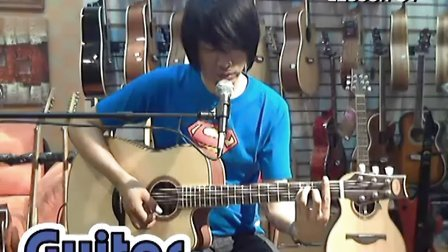 左轮吉他初级入门教程37《人人可以弹吉他》第37课《弹唱beyong乐队真的爱你》