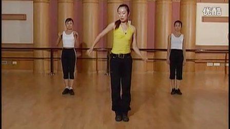 健身舞,学跳兔子舞2-0002