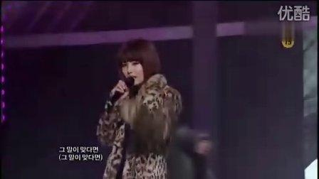 101204  MBC音乐中心 吴源斌-爱你更爱你(Feat.miryo)【HD LIVE现场版】