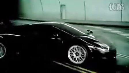 汽车MTV也疯狂,Lamborghini Gallardo LP560-4大秀演技!