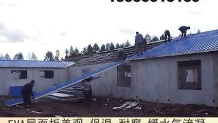 加格达奇养殖小区新型保温猪舍建设工程展示